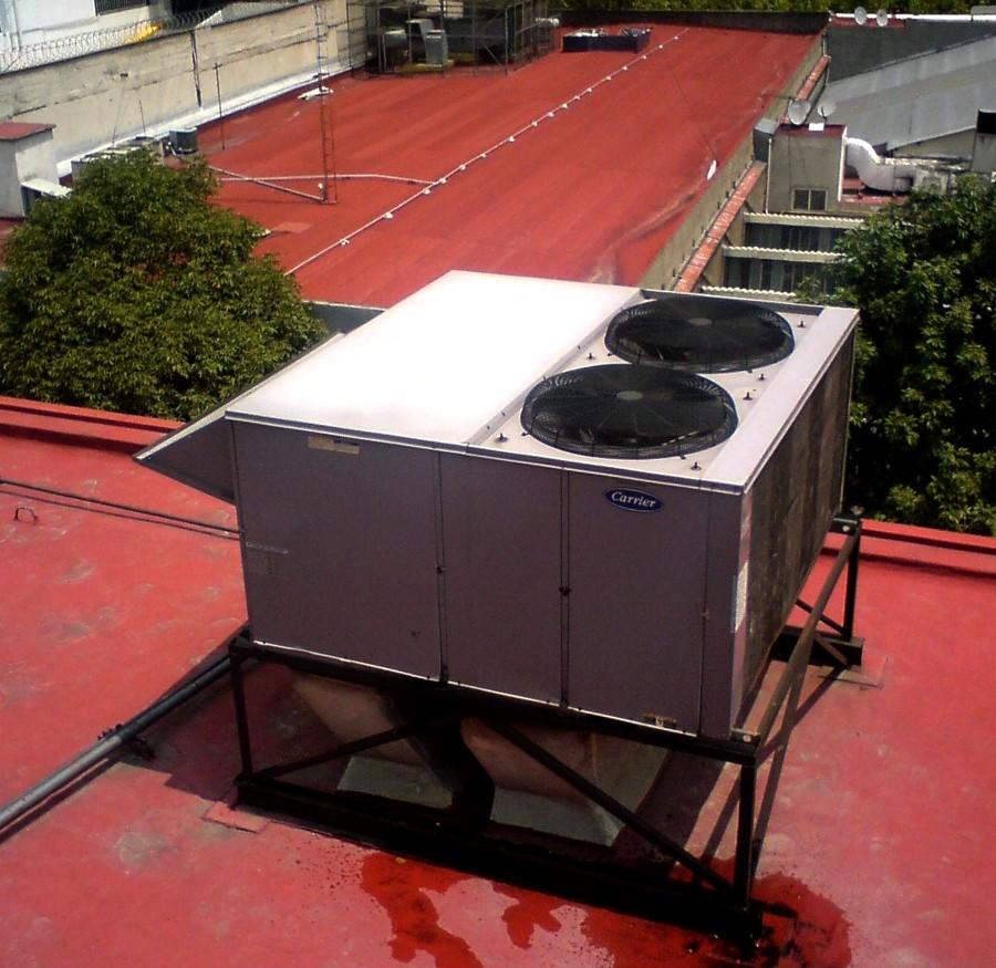Unidad Paquete Heat Pump Services Climas Toluca